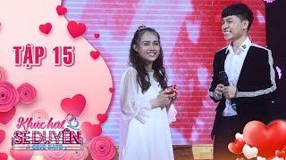 Khúc hát se duyên|tập 15: Tùng Anh gây xúc động khi tặng Hồng Hạnh chiếc vòng tay may mắn
