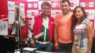 Kirtidan Gadhvi on 92.7 Big FM with RJ Vinod Bhanushali