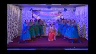FACE Oppana Dance in FACE KELIKOTTU-2014