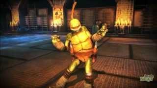 Teenage Mutant Ninja Turtles: Out of the Shadows | Michelangelo Trailer [EN] (2013) | HD