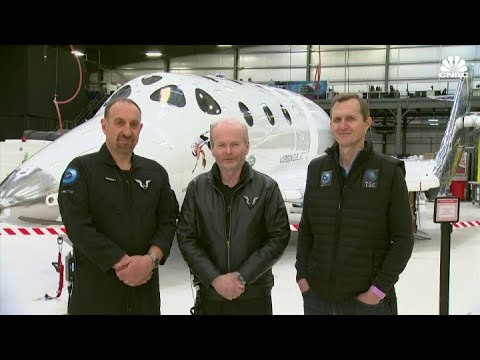 Xxx Mp4 Watch CNBC 39 S Full Interview With Virgin Galactic 39 S Astronauts 3gp Sex