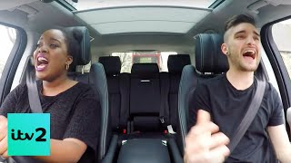 Car Share Karaoke with Tom Parker | @elevenish | ITV2