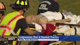 Congressman Injured In Virginia Shooting; Gunman Killed
