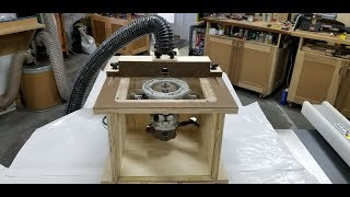 How to Make a Benchtop Router Table