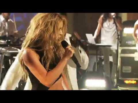 Shakira Hips Don t Lie Live Walmart Soundcheck