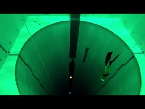 La piscina più profonda del mondo a Montegrotto terme
