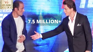 Shahrukh Khan Reveals Why He Is A Big Fan Of Akshaye Khanna | Six Sigma Films