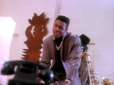 Keith Sweat I ll Give All My Love To You Video