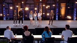 The X Factor UK 2016 Bootcamp Group 12 Performance Full Clip S13E08