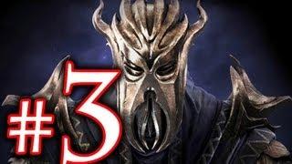 The Elder Scrolls - Skyrim Dragonborn Ending Walkthrough Playthrough Part 3 HD - Ending (Sort Of)