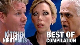 THE CRAZIEST MOMENTS OF AMY'S BAKING COMPANY - Best of Kitchen Nightmares