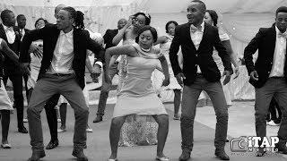 Best African Music Bridal team dances