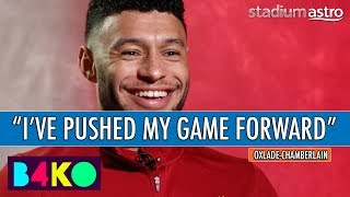 The Ox on why he left Arsenal | #B4KO Exclusive | Astro SuperSport