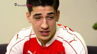 Hector Bellerin: 'Nacho can eat for five people'