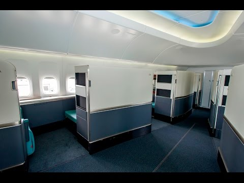 First Time Flying First Class Taiwan Trip Korean Airlines