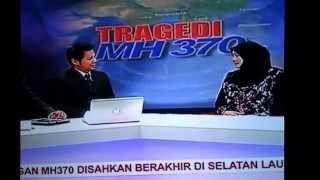 MH370 Prof Dr. Muhaya
