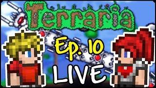 Terraria LIVE   Ep. 10 - Végzetes Destroyer és Vörös szakáll! - w/DoggyAndi