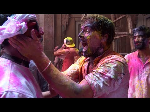 Holi Festival India - Drenched in colour and soaked in tradition