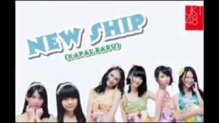 Off Vocal (Karaoke) JKT48-New ship + Lirik
