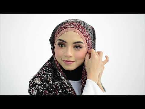 Xxx Mp4 Benang Hijau Hijab Tutorial Nadeera Printed Tutorial 3 3gp Sex