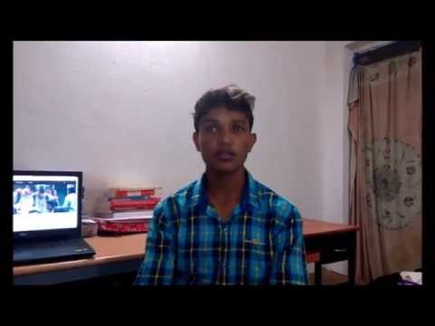 Motivational video by IIT Kharagpur Student @paridhi.org