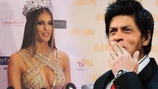 Miss Universe Iris Mittenaere WANTS To Romance Shahrukh Khan