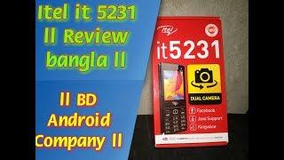 Itel it 5231 ll Review bangla ll Full HD