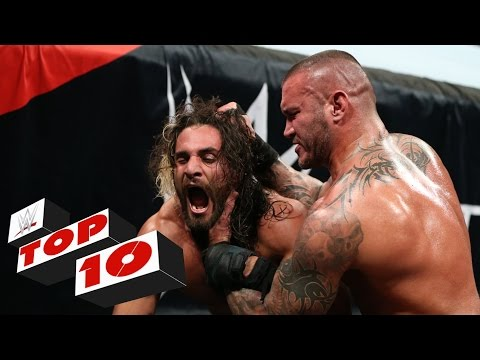 Top 10 WWE Raw moments: March 9, 2015