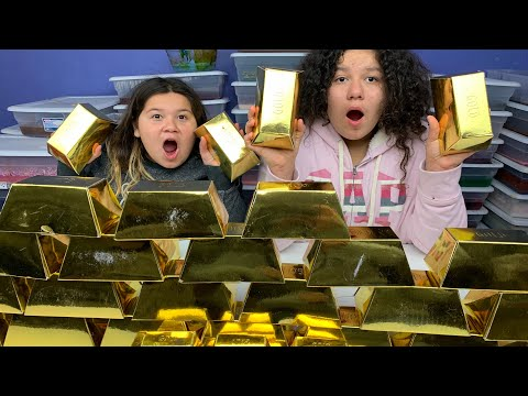 Xxx Mp4 Don't Choose The Wrong GOLD TREASURE Slime Challenge 3gp Sex