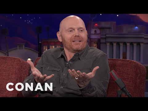 Bill Burr Got In Trouble For Making Fun Of The Military CONAN on TBS