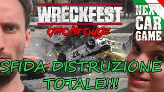 Sfida Alla Distruzione Totale!!! - Amonrouge Vs Matreyus - Next Car Game Wreckfest ITA