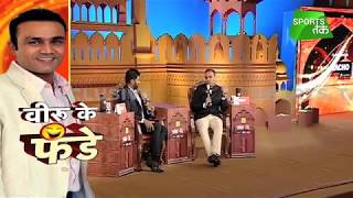 Diwali Special: Sehwag Like Never Before - EXCLUSIVE Interview | Sports Tak