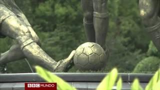 China inaugura escuela para convertirse en un gigante del fútbol