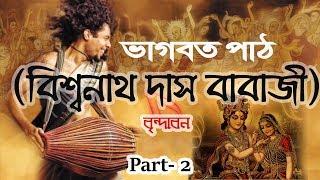 Bhagavat Pat Bangla । Bishonath Das Babaji (Vrindavan) । Part 2
