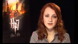 Luna Lovegood bejelenti az új Harry Potter magyar DVD és BLU-RAY megjelenését