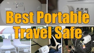 Top Travel Safety Tips 2017 - The Best Portable Travel Safe AqauVault