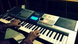 Student of the year piano theme / Ishq Wala Love - Piano Cover By Sushrut Kanetkar