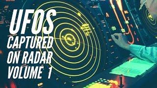 UFOs tracked on radar - VOLUME 1 [QUFOSR]