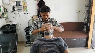 Face Massage (Relaxing) No Talking ASMR