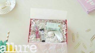 Allure Beauty Box July 2016 Unboxing   Allure