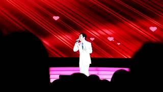 费玉清 20171104 新加坡演唱会 爱的路千万里 爱情长跑 天真活泼又美丽