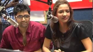 Dongaata Movie Songs Launch At 92.7 BIG FM | Manchu Lakshmi | Adivi Sesh - Gulte.com