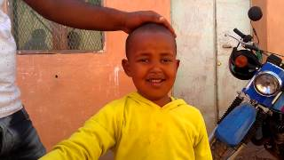 Funny And Cute  Eritrean Kid