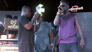 Sarkodie made KNUST roar @ Legacy Night