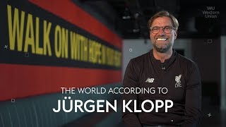 Jürgen Klopp's insight into his life and managerial values | In-depth interview