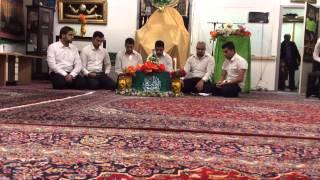 تشابيه وتواشيح عيد الغدير - آرهوس، الدنمارك