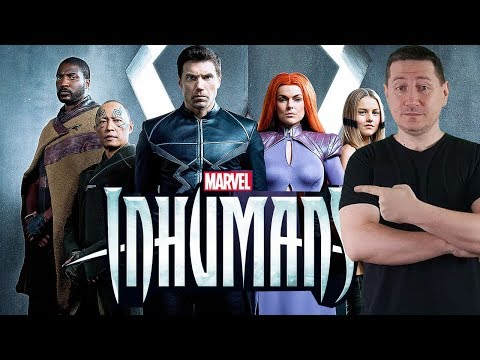 Inhumans Review