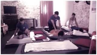 Corso Thai massage Ars Mediterranea Bari giugno 2014