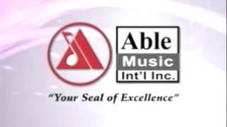 Able Music International, inc. videoke logo