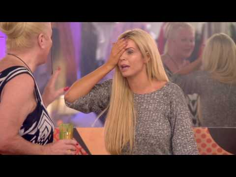 Celebrity Big Brother 2017 - Day 15 - Kim Removed from the House by security -  #CBB